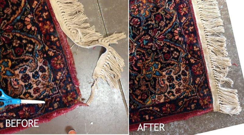 Rug Repair or Restoration