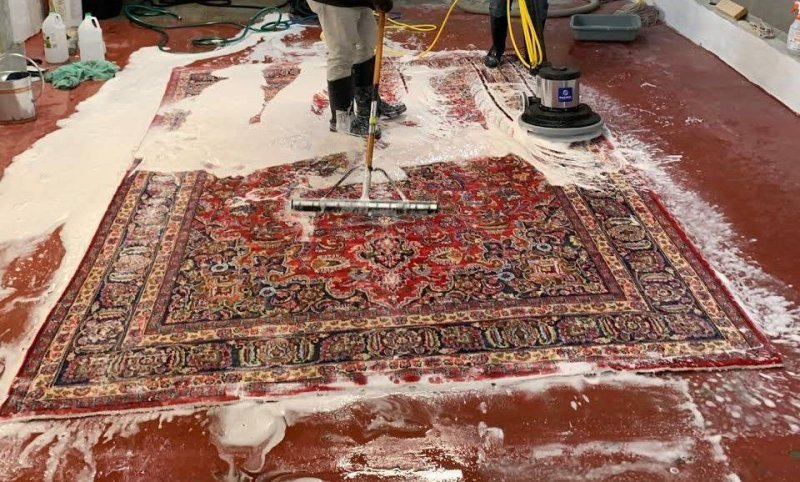 Rug Cleaning & Washing