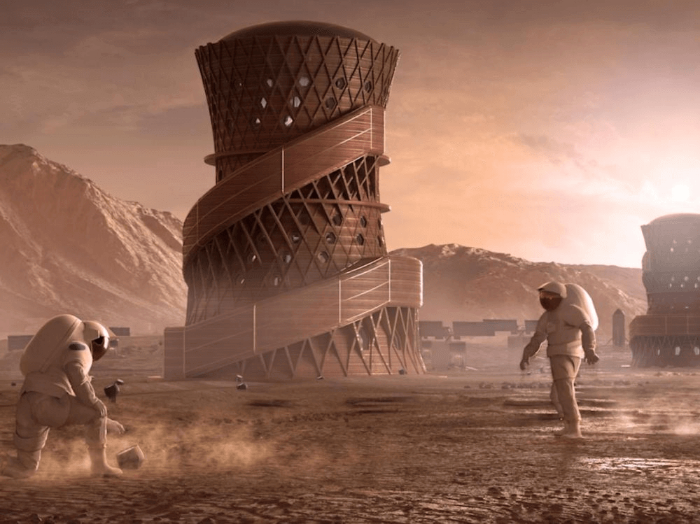 Voyages martiens
