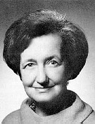 Brenda Milner, vers 1980