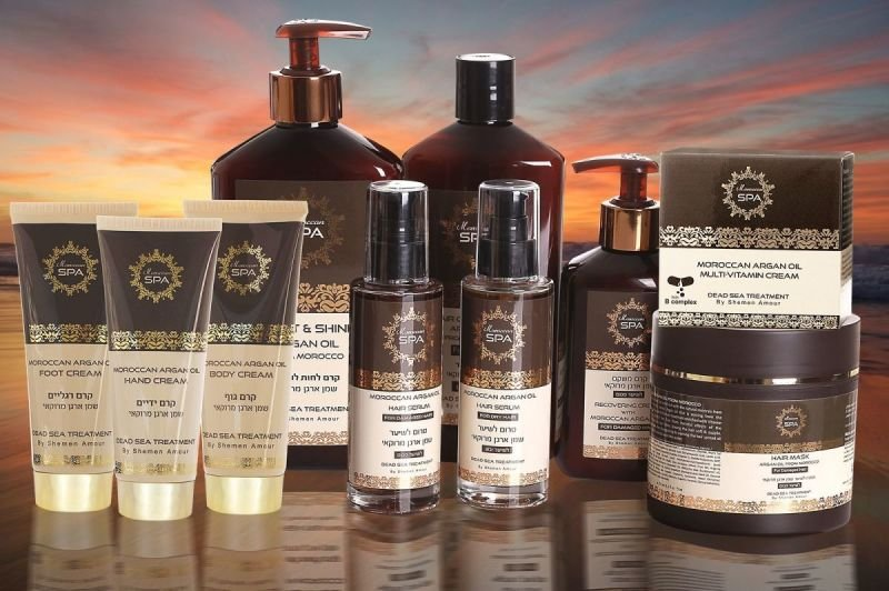 Dead sea products  & cosmetics