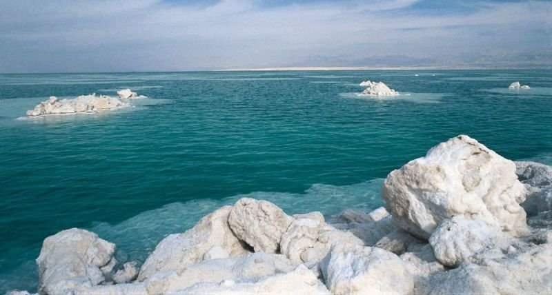 THE DEAD SEA WONDERS