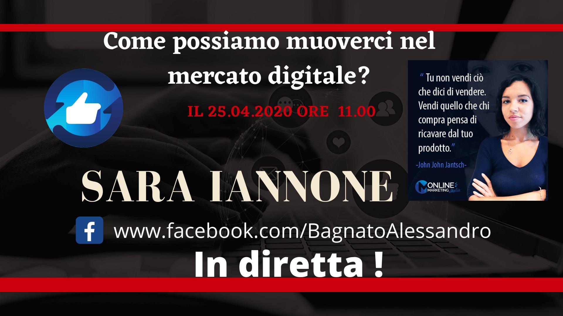 Michela Zanarella intervista Sara Iannone