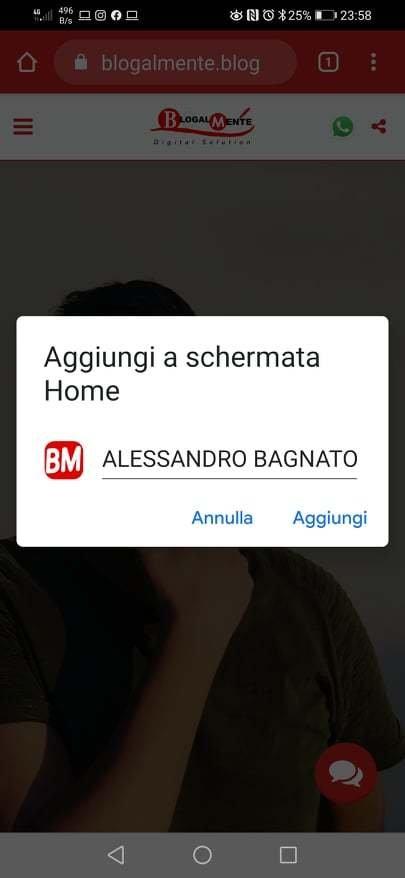 App di BlogAlMente