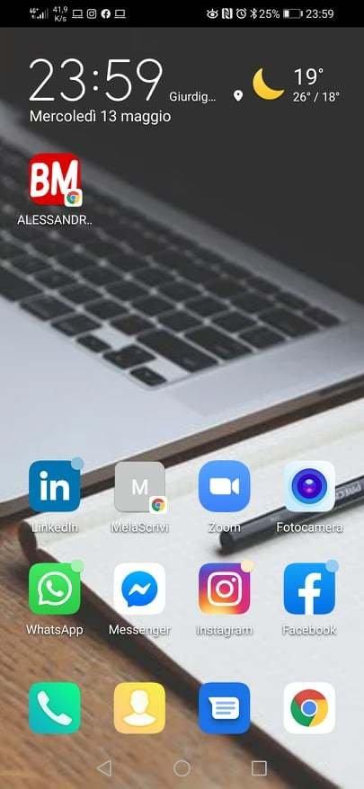 App BlogAlMente attiva