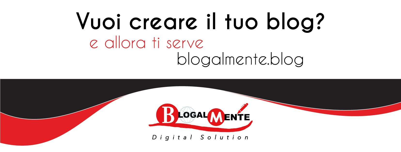 BlogAlMente - Digital Solution