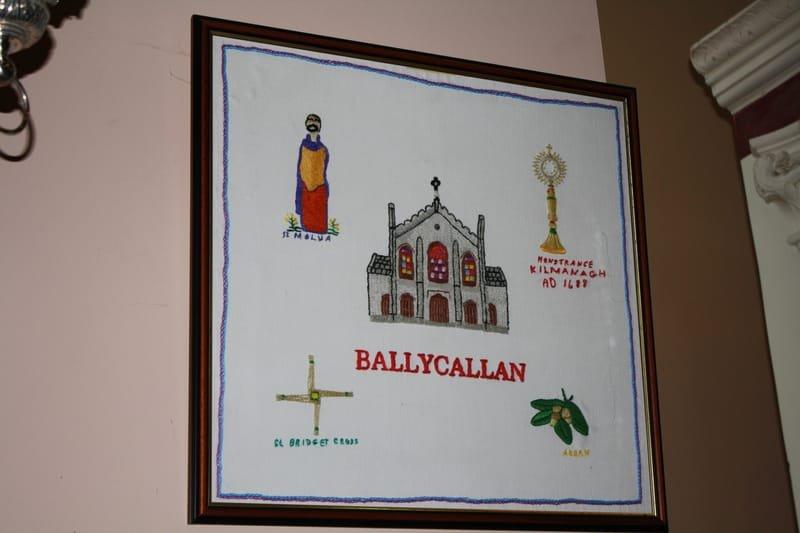 Parish of Ballycallan, Ossory