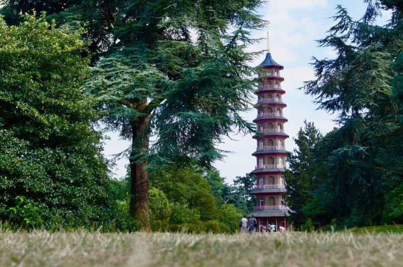 KEW GARDEN - GUIDED WALKING TOURS
