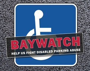 Disabled Motoring UK - Baywatch Campaign