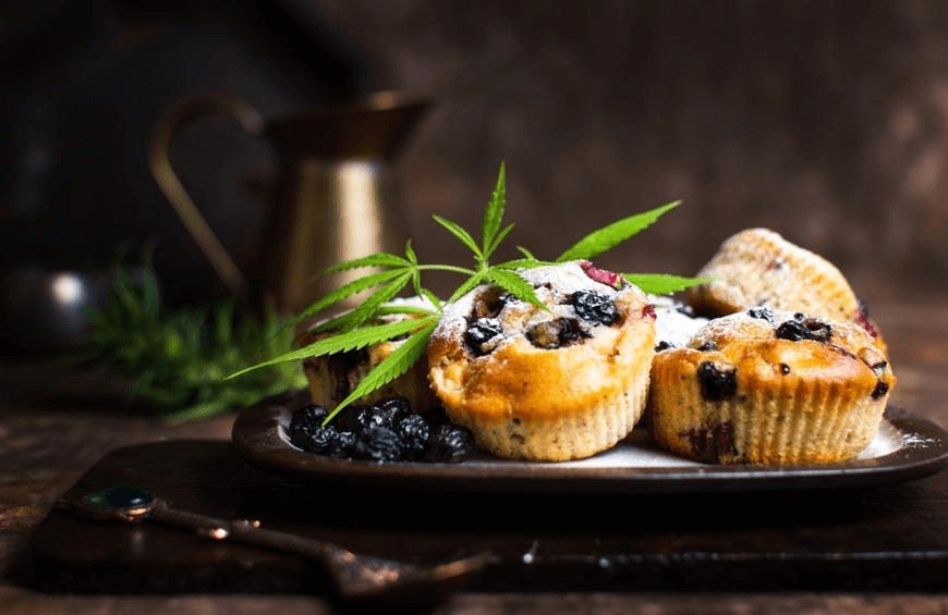 CBD-infused foods are becoming popular