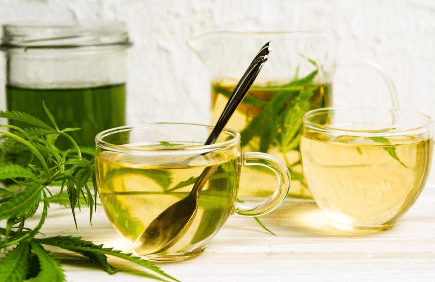 Water-soluble CBD beverages also exist