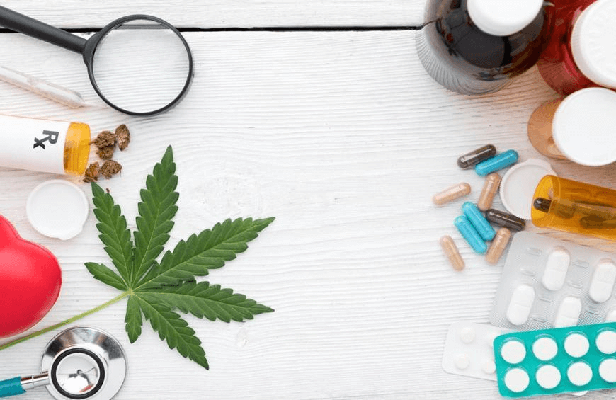It's illegal to sell CBD as a supplement