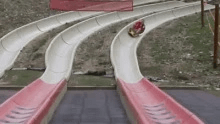 Generation gap in the ... slide (funny gif)