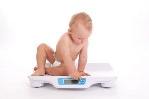 Weighing in KILOGRAMS