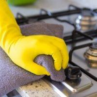 تنظيف المطابخ