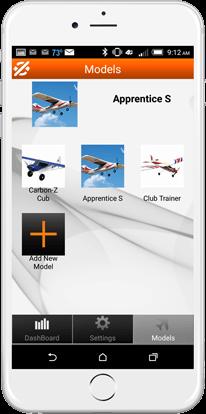 Save and Transfer Model Setups