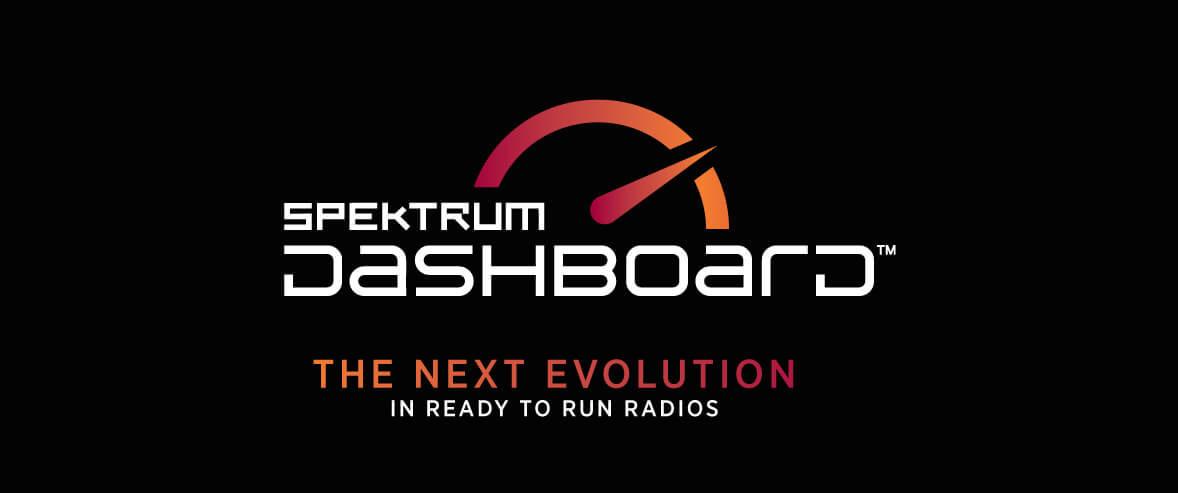 Spektrum Dashboard, The Next Evolution in Ready-To-Run-Radios