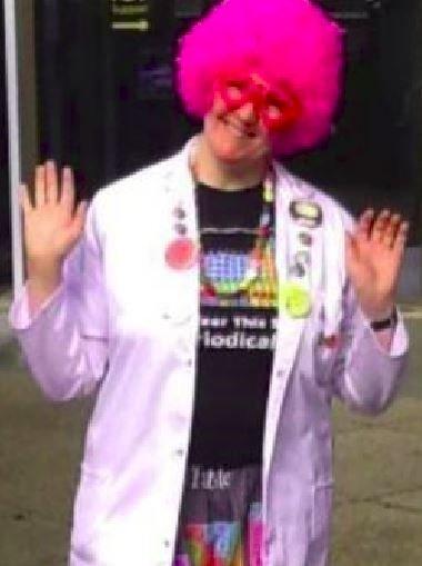 Professor Peri OdicTable