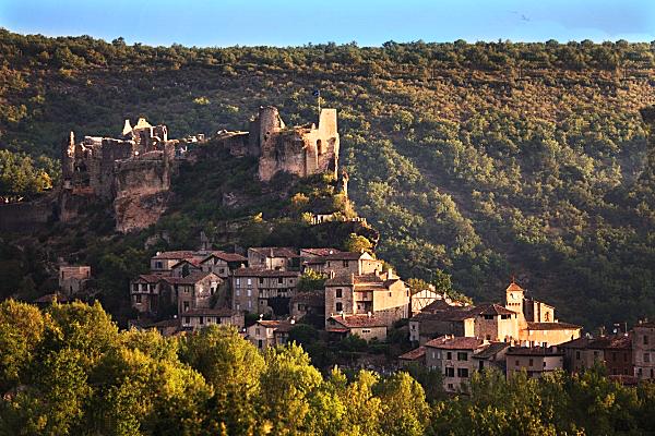 Village et Chateau de Penne