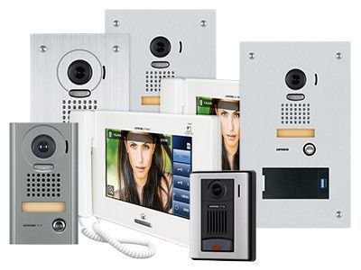 Intercoms, Control de acceso