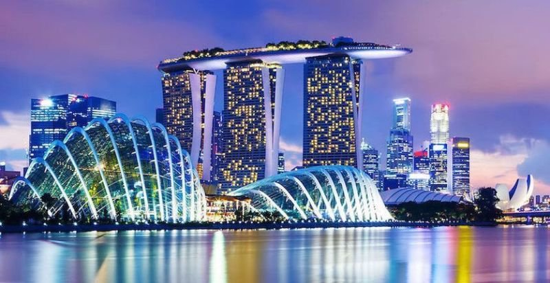 WHY SINGAPORE?