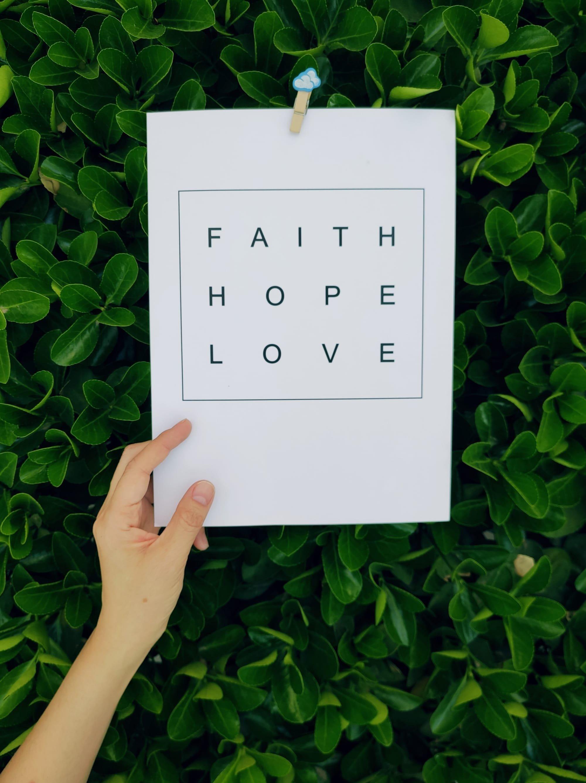 אמונה, העצמה, הורות, שינוי
