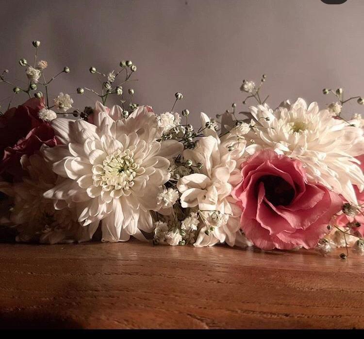 פרחים, מיכאלה שר, בית הספר למוזיקה, השראה, גיל ההתבגרות