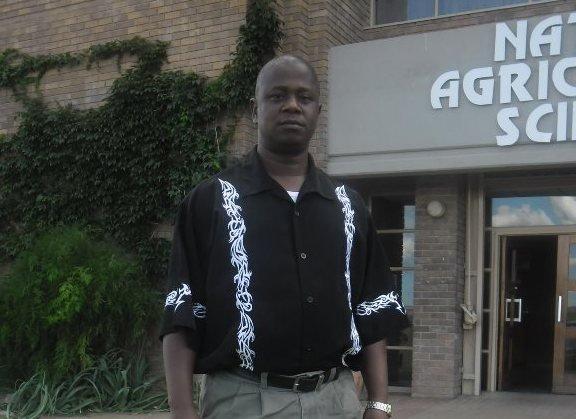 Prof. A. O. Tom Ashafa
