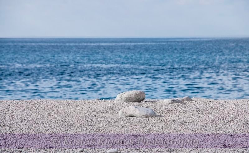 Myrtos Beach Commercial Photographer Eastbourne East Sussex