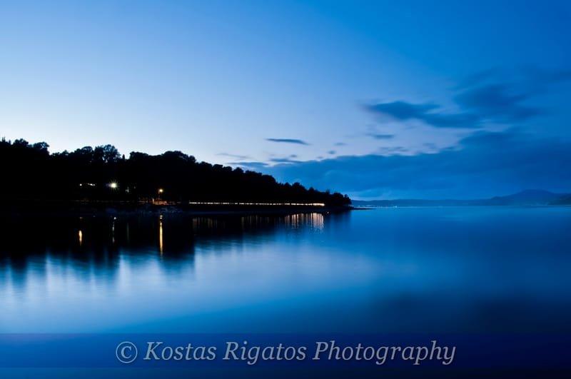 Koutavos lagoon Argostoli