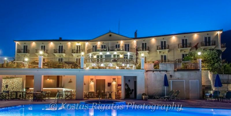 Trapezaki Bay Hotel Commercial  Real Estate Photographer Eastbourne East Sussex