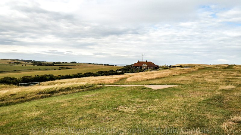 National Trust Birling Gap and the Seven Sisters Eastbourne East Sussex