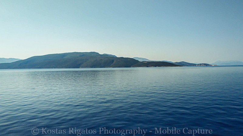 Kefalonia Greece Summer Holiday Snapshots