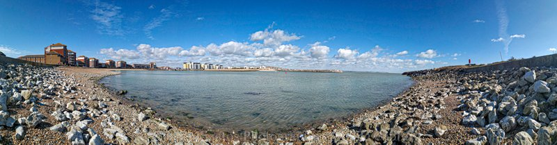 Sovereign Harbour Panorama