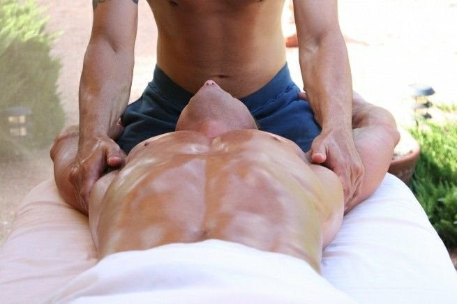 Tantric Relaxation Massage