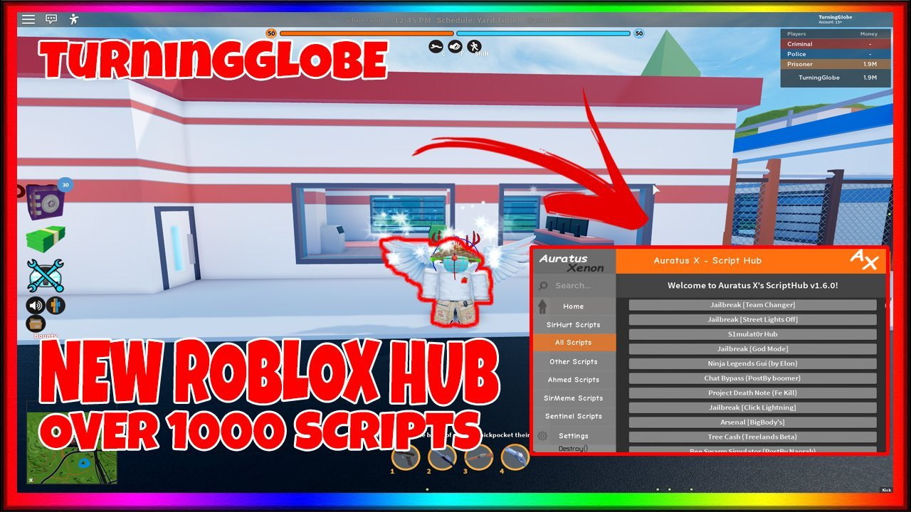 Roblox Aimbot Script Any Game Scripts Turingglobe S Scripts