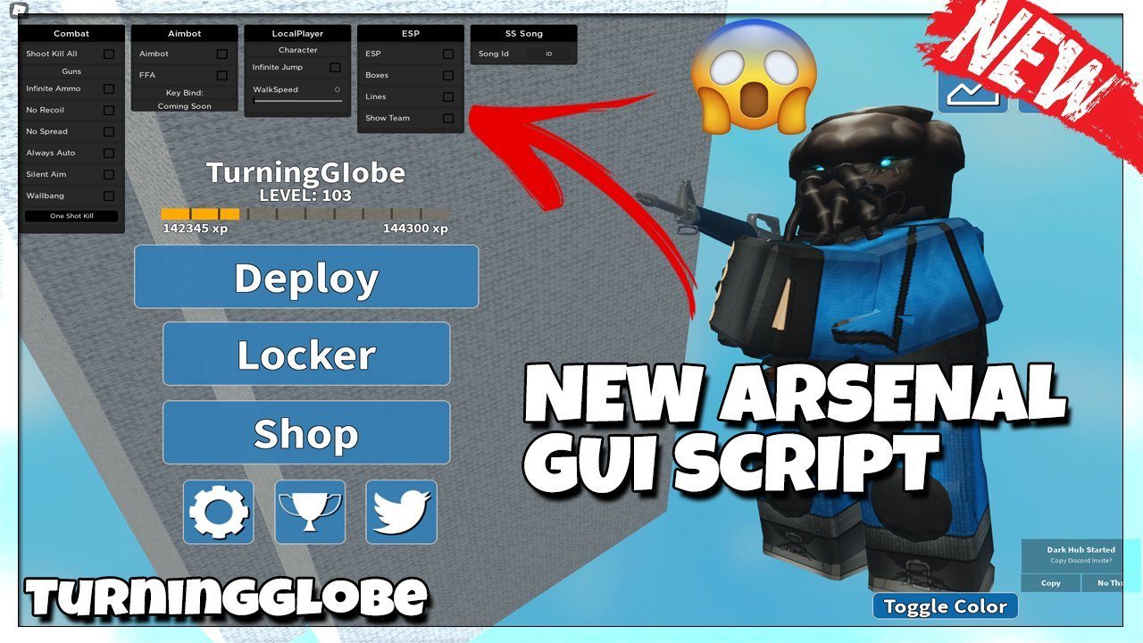 Aimbot Roblox Script Any Game