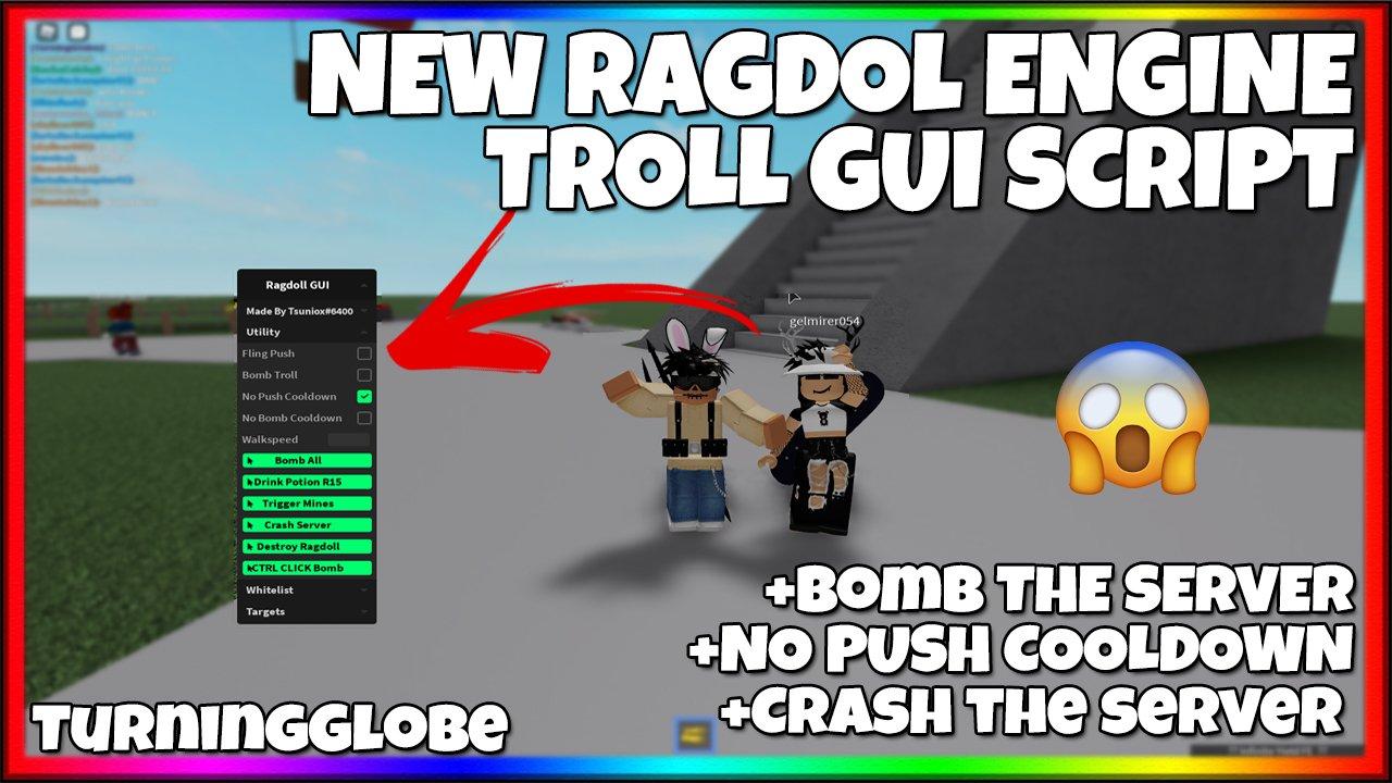 Roblox Trolling Gui Script Pastebin