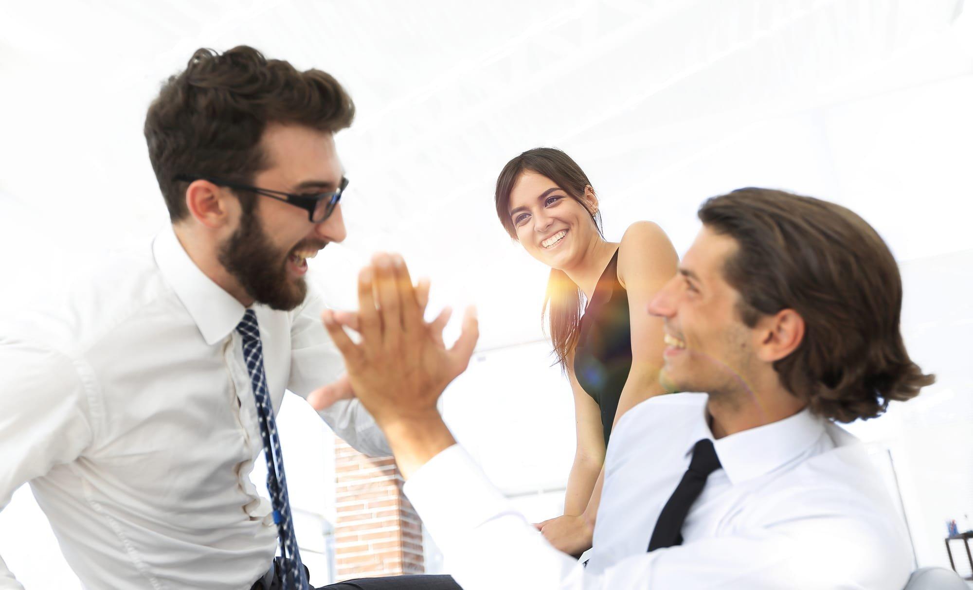 צוות חברת ועדים