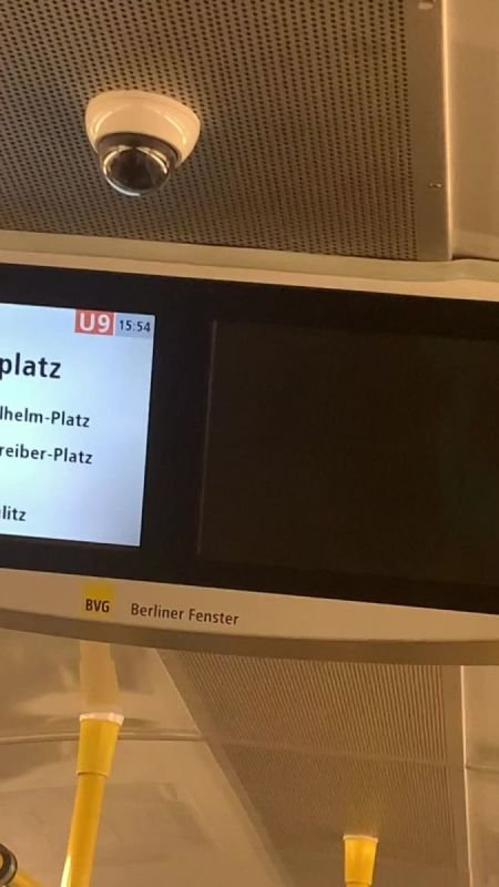 Glitches on the BVG