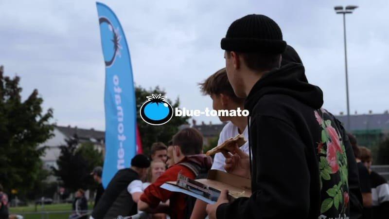 Blue Tomato x BringDaTruckaz Skate Comp in Chemnitz 2020