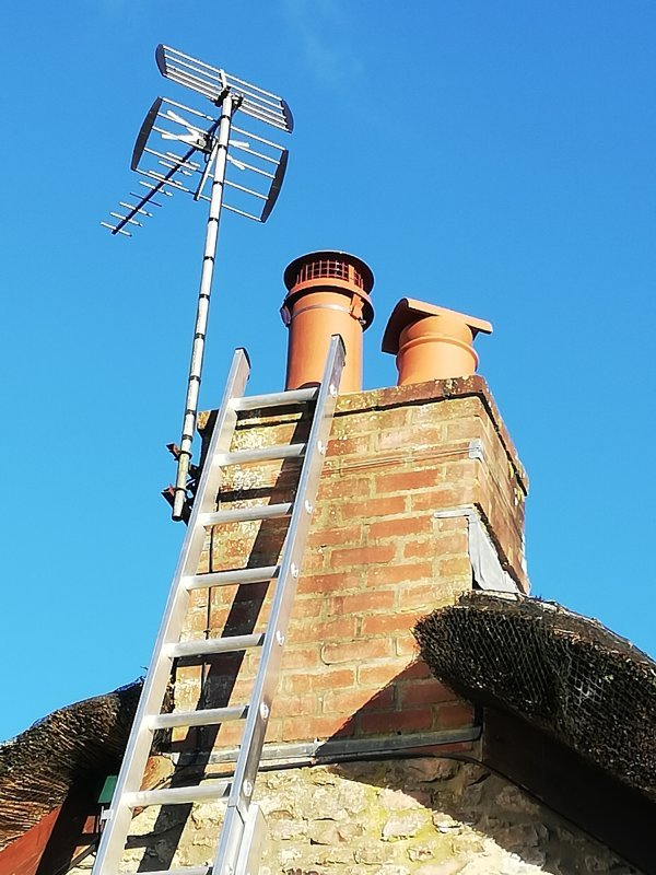 CCTV Inspections and Cowls Fitted