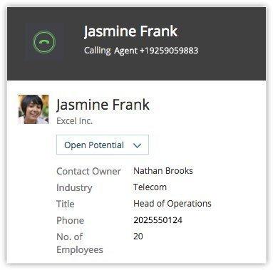 إظهار رقم ومعلومات المتصل