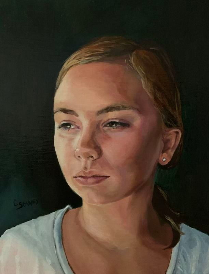 Portrait of Leah
