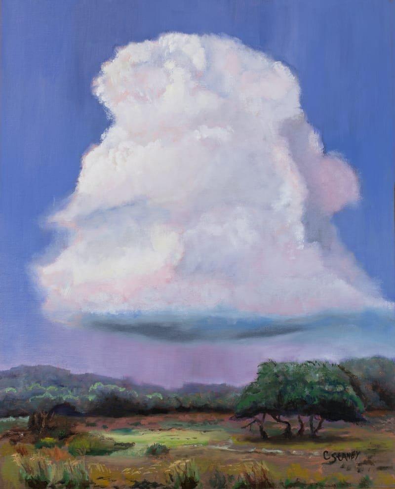 Texas Cloudscape
