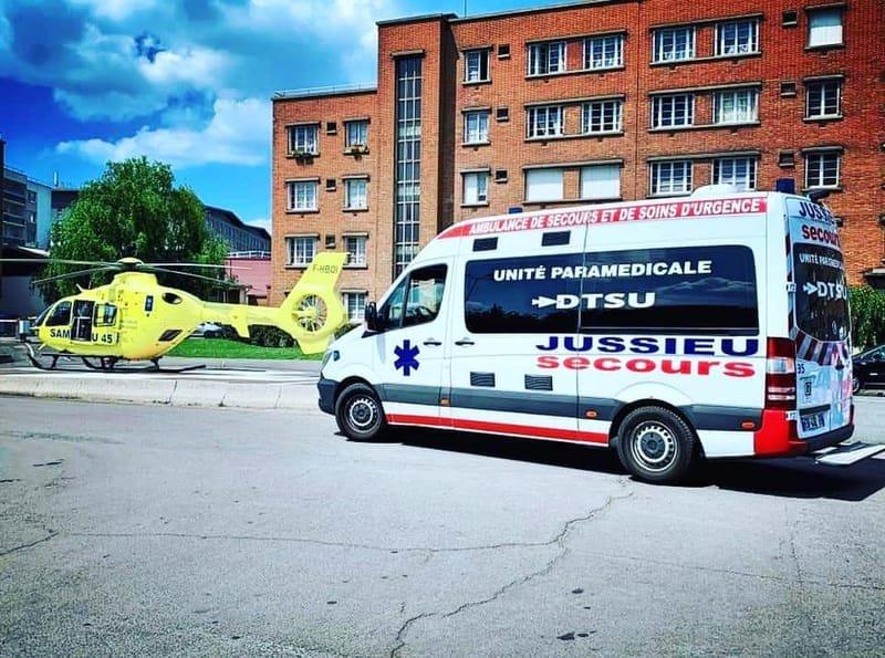 Transport Para médicalisé