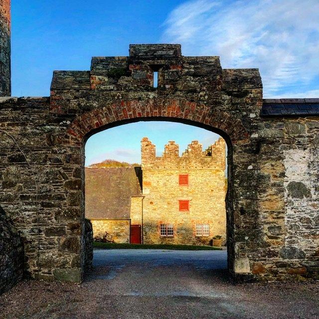 More of Castle Ward in Strangford (Winterfell)