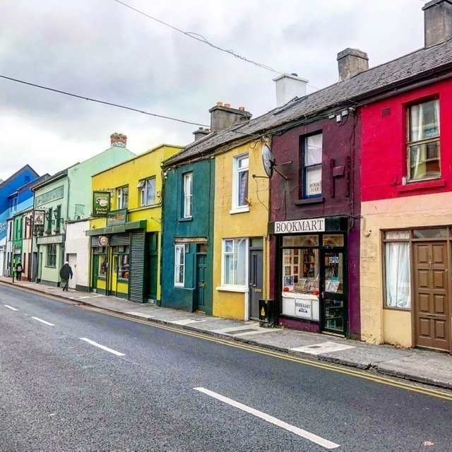 Another cute view in Sligo town