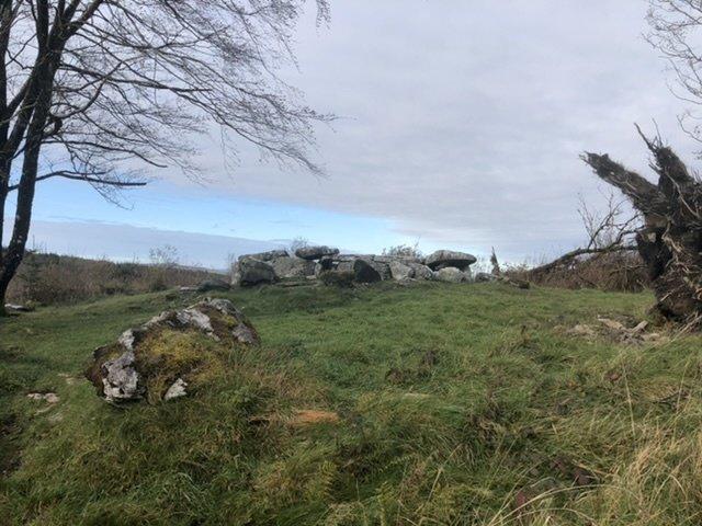 Cavan Burren Passage Tomb