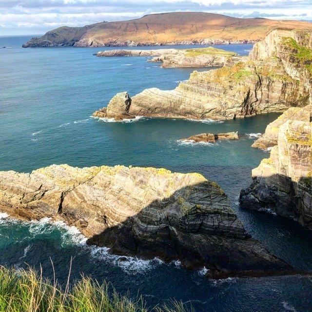Cliffs of Kerry